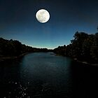 Moon River by Brenda Burnett