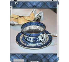 Mrs. du Pont's Morning Coffee iPad Case/Skin