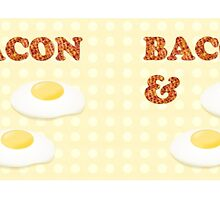 Bacon & Eggs by Lallinda