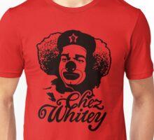 Chez Whitey (Black) Unisex T-Shirt