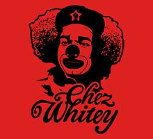 Chez Whitey (Black) Unisex T-Shirt