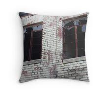Open Windows Throw Pillow