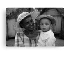 Grandmotherly Love Canvas Print
