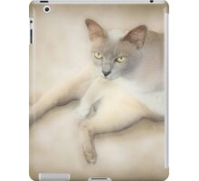 If looks could kill ..... iPad Case/Skin