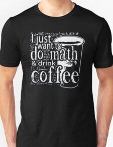 MATH & COFFEE T-Shirt