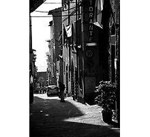 cityscapes #207, ristorante Photographic Print