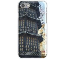 Pagoda Temple, Harbin, China iPhone Case/Skin
