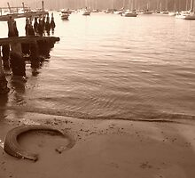 Jetty Junk by Caine Mazoudier