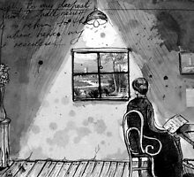 the letter by Loui  Jover
