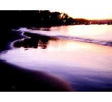 Tidal Dance Photographic Print