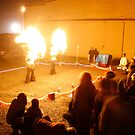 Back Alley Fire Show 4 by FarWest