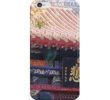 Fall in Harbin, China iPhone Case/Skin