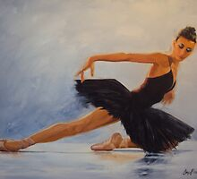 Movement-Ballet by Jane Saunders