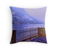 Wonderful Switzerland VII Throw Pillow