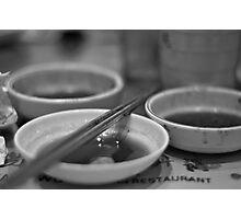 Chopsticks! Photographic Print