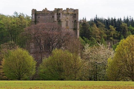 Abbot Huby's Tower by WatscapePhoto