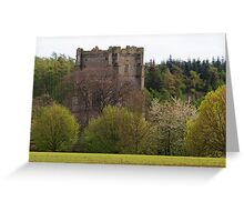 Abbot Huby's Tower Greeting Card