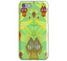 Ophrys parosica iPhone Case/Skin
