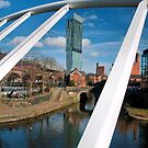 view thru the bridge.. by Michelle McMahon