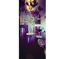 Fine Dining Photographic Print