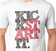 Kick Starter Unisex T-Shirt
