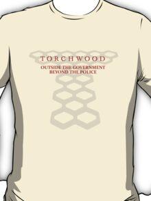 Torchwood Tagline T-Shirt