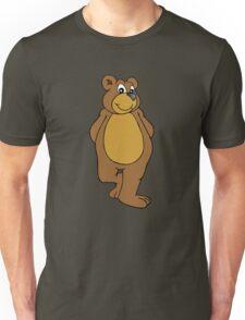 Cute Bear Unisex T-Shirt