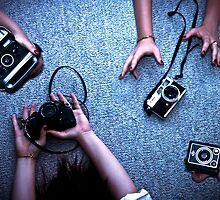 C is for Camera Collection by Jazmin Mansell