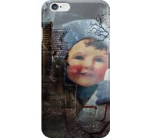 ITS THE HEART THAT MAKES A HOUSE A HOME iPhone Case/Skin