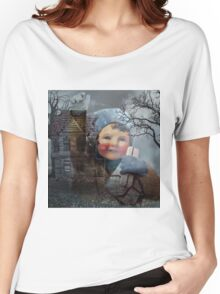 ITS THE HEART THAT MAKES A HOUSE A HOME Women's Relaxed Fit T-Shirt