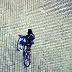 cyclist by Brendan Ó Sé