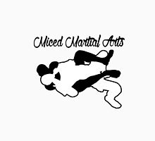 Mixed Martial Arts Rear Naked Choke Black  Unisex T-Shirt