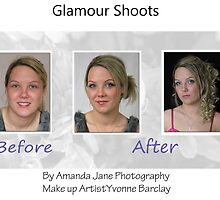 Example of before and after by AmandaJanePhoto