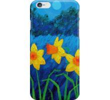 Moonlit Daffs iPhone Case/Skin