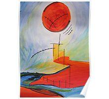 Landscape Echo-2 Poster