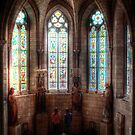 Stained Glass Tomb by Dave Bledsoe