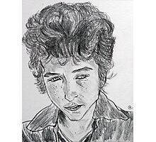 """""""Dylan"""" Photographic Print"""