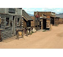 Buckskin Joe, Colorado Photographic Print