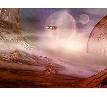 Space Exploration Photographic Print