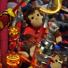 Circus Toys by Robin Lee
