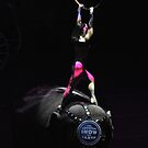 Circus Performer by Robin Lee