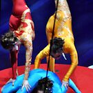 Contortion by Robin Lee