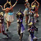 Dancers by Robin Lee