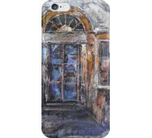The Old Gate iPhone Case/Skin
