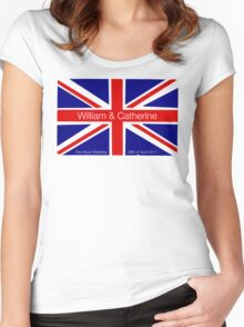 Royal Wedding II Women's Fitted Scoop T-Shirt