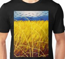 Homage To Vincent Van Gogh Unisex T-Shirt