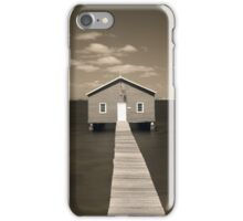 The Boatshed iPhone Case/Skin