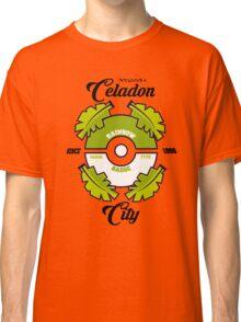 Pokemon Celadon City Classic T-Shirt