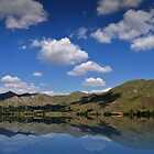 Clouds Shadows & Reflections by Cleber Photography Design