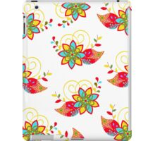 Floral pattern #4 iPad Case/Skin